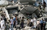 Землетрясение в Центральной Азии